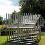 "ARTZUID 2009 archief André Volten - ""kubusconstructie"""