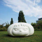 """ARTZUID 2009 archief Yoshitomo Nara - """"Puff Marshie"""""""