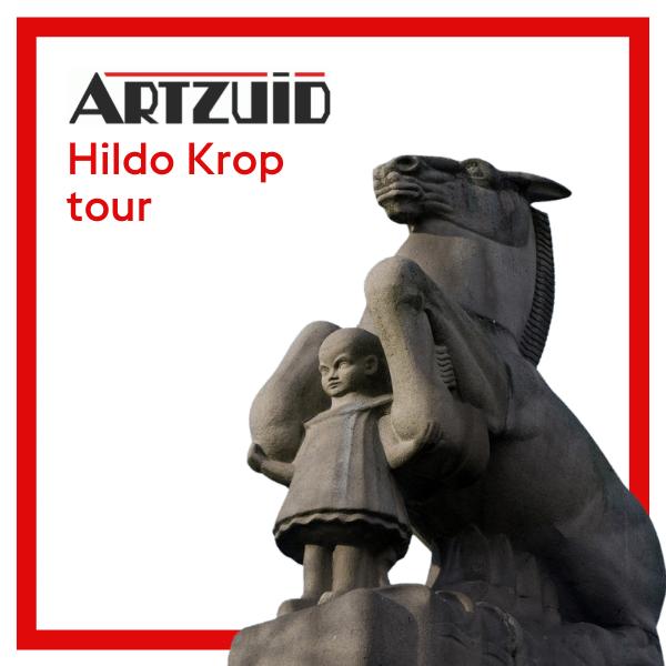 Hildo Krop Tour