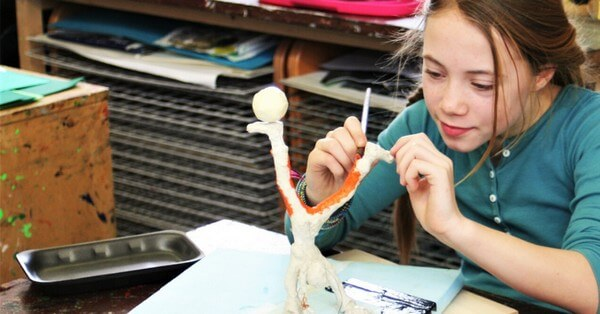 ARTZUID ART CLUB ART CAMP