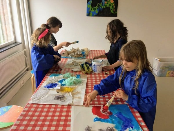 Art camp ARTZUID
