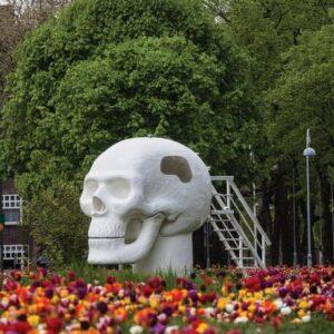 Atelier Van Lieshout - Wellness Skull-ARTZUID-2013-archief