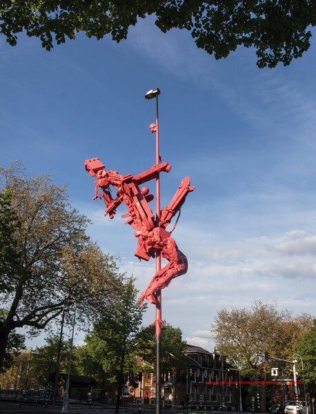 David Bade - Burger Queen-ARTZUID-2013-archief