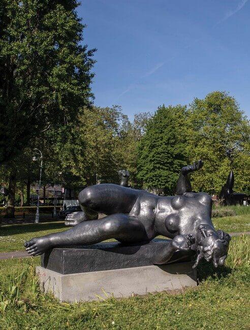 Aristide Maillol – 'La Rivière', edition epreuve d'exposition 2018 (1938)