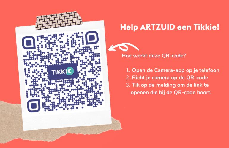 Help ARTZUID een Tikkie (2)