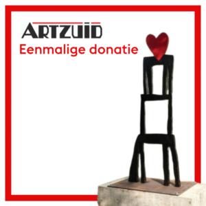 Eenmalige donatie
