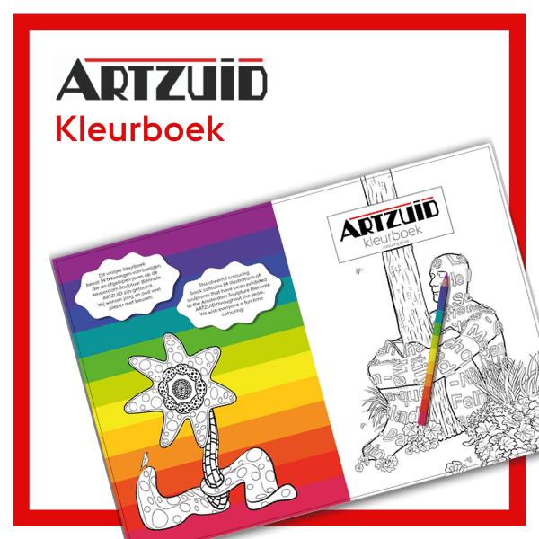 ARTZUID Kleurboek