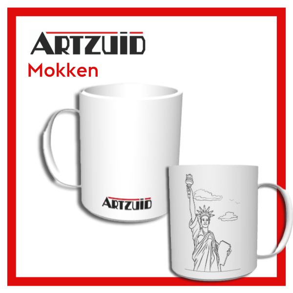 ARTZUID Mok