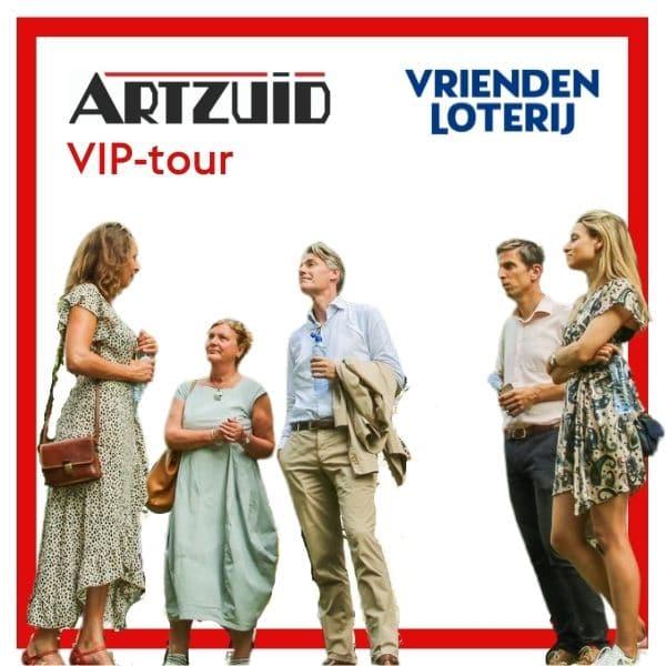 VRienden Loterij Vip tour