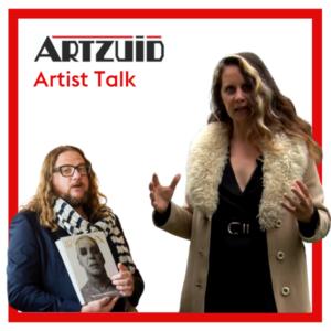 ARTZUID Artist Talk
